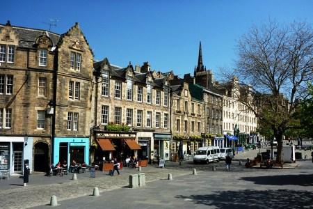 Edinburgh ist seit kurzem wieder ein spannender Beitrag einer jeden Whiskyreise durch Schottland.