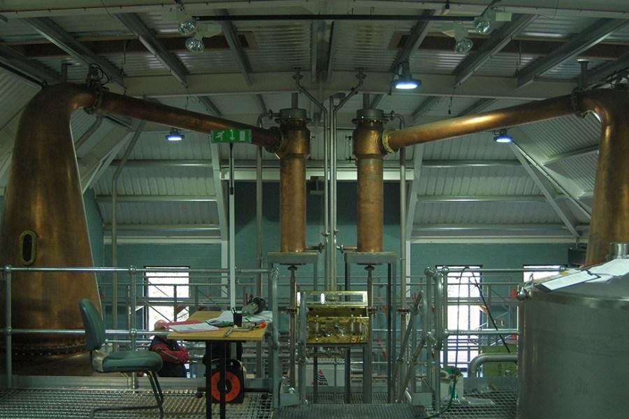 Die neuen Fife Distilleries stehe im Zentrum unserer Whiskyreise Schottland.
