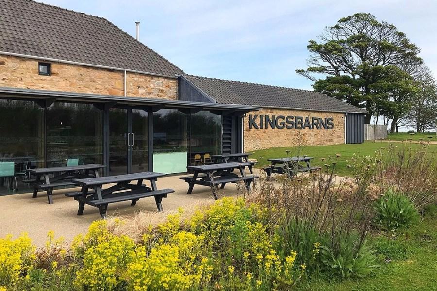 Besuchen Sie auf unserer Whiskyreise durch Schottland die Kingsbarns Distillery, die vor allem bei Golfern beliebt ist.