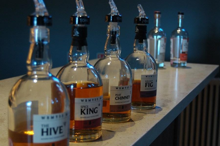 Die Weymss Familie besitzt Kingsbarns, die wiederrum Teil unserer Whiskyreise durch Schottland ist.