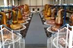 Glenfiddich Distillery ist sicher die beruehmteste Whiskybrennerei auf unserer Whiskyreise Speyside.