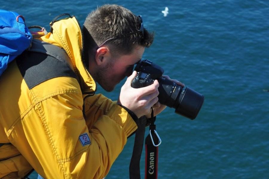 Naturfreunde kommen bei Tierbeobachtungen in Schottland besonders auf ihre Kosten.