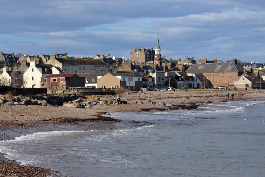 Die Ostkueste Schottlands ist Teil unserer Segelreise von Ost nach West.
