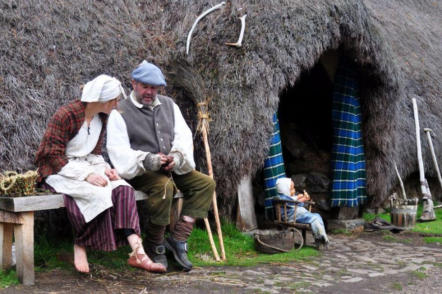 Unsere Rundreise durch Schottland versammlte die Drehorte der Outlander-Serie,