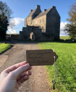 Die Drehorte fuer die Outlander-Filme sind in Schottland zahlreich.