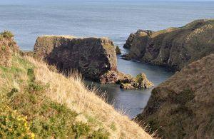 Die Frage zwischen Ostkueste oder Westkueste stellt sich in Schottland besonders.