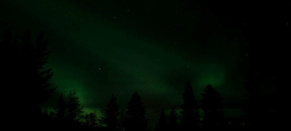 Nordlichter, auch Polarlichter genannt, sind auch in Schottland zu bewundern.