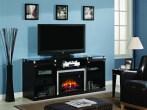 Classic Flame Albright  - TV meubel met sfeerhaard