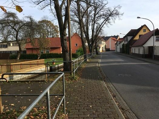 Ruhland, Goethestraße
