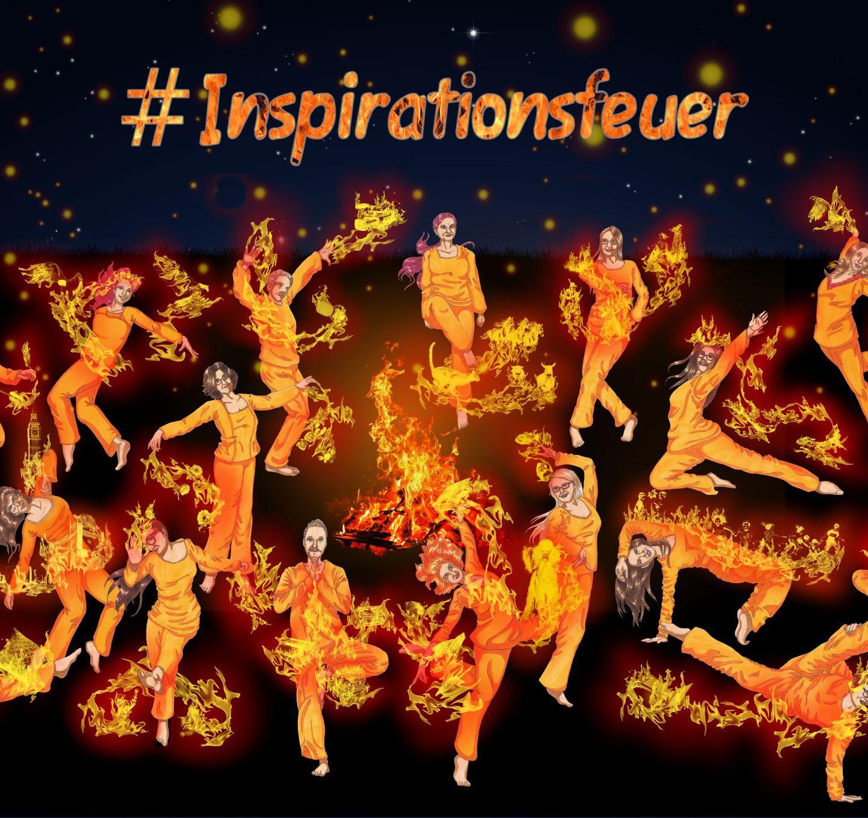 Startschuss zum #Inspirationsfeuer – macht mit bei unserer Blogparade