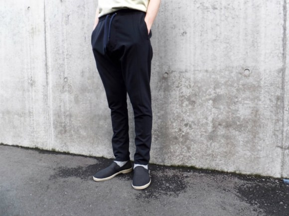 roundabout Summer Wool Easy Pants