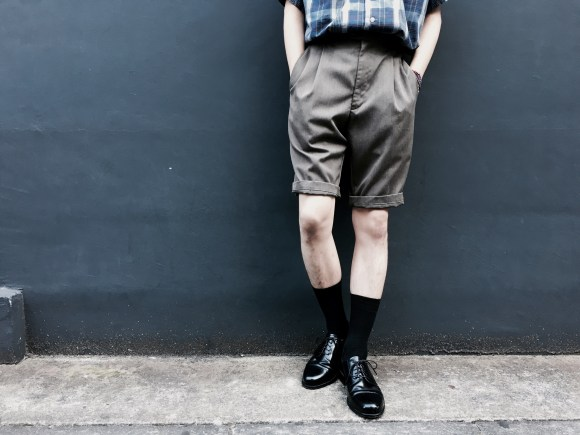 Short Pants Style