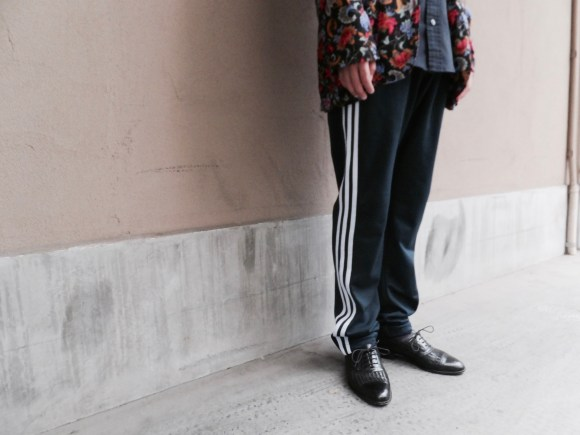 """Adidas"" Remake Track Pants Vintage Styling"