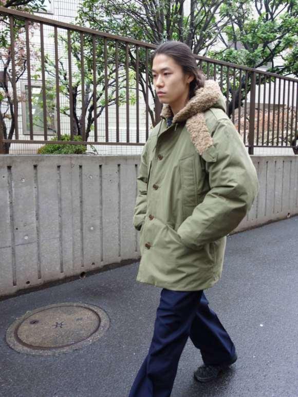 Vintage Hood Outer