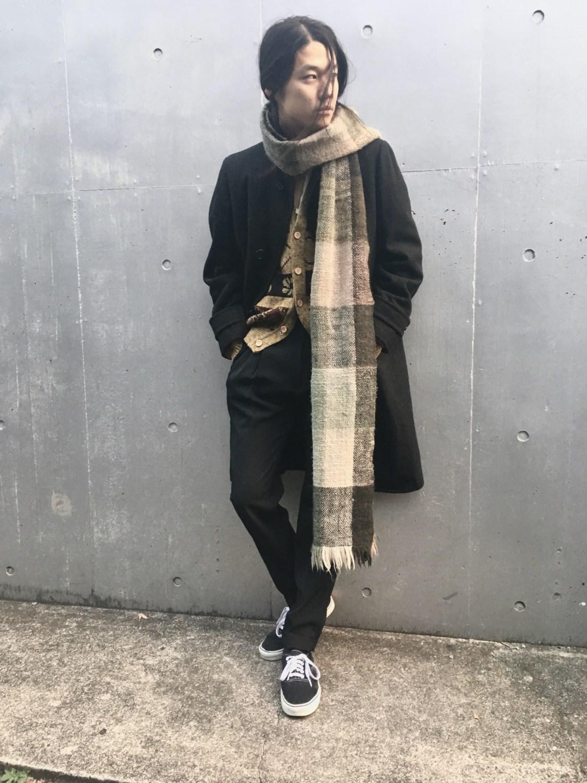 60's Wool Coat