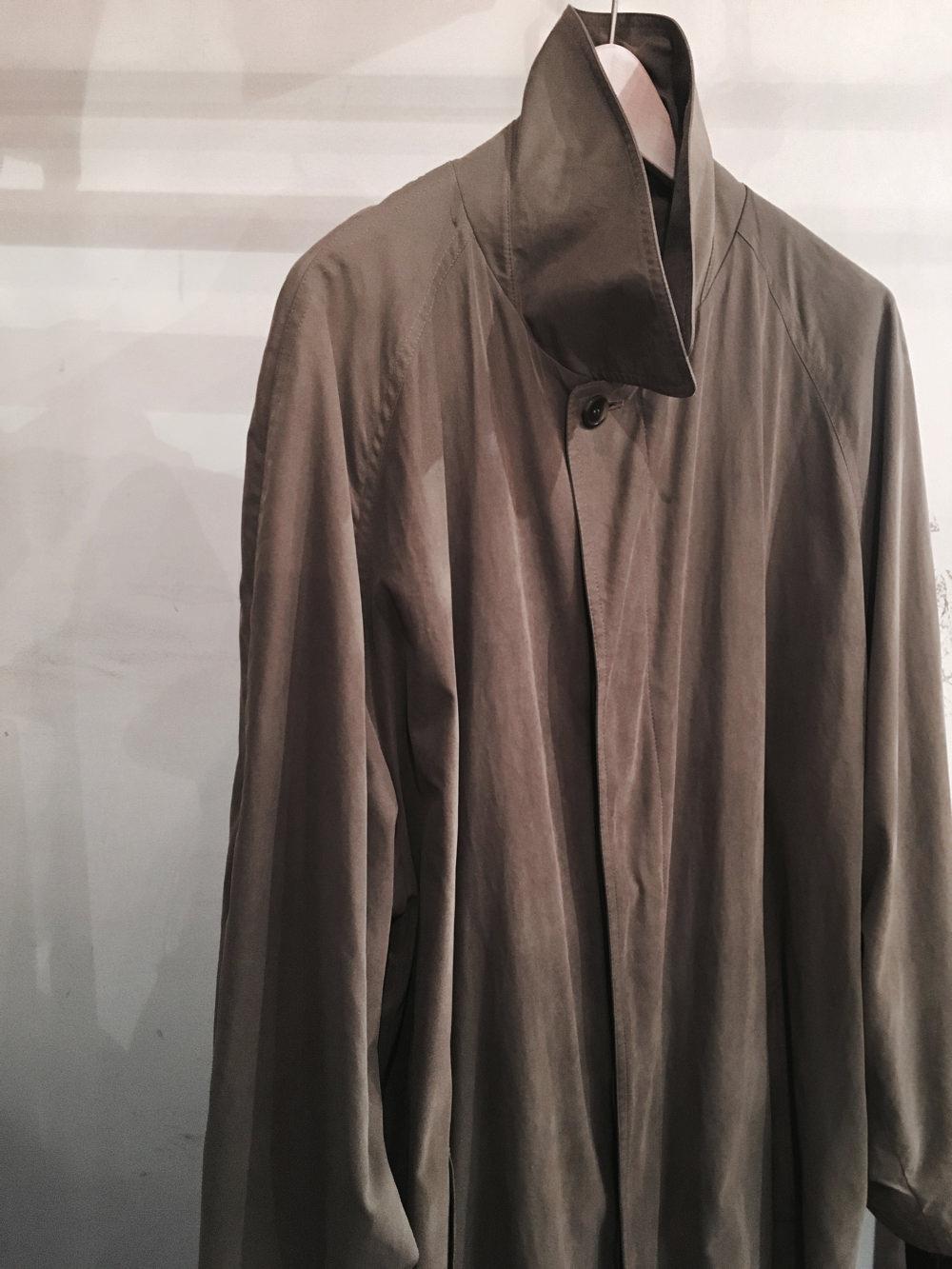 80's Peach Skin Coat
