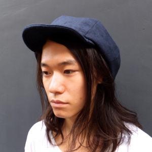 【Icecream Man】Linen Casquette