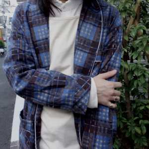 【roundabout】Long Sleeve Crew Neck T-shirt