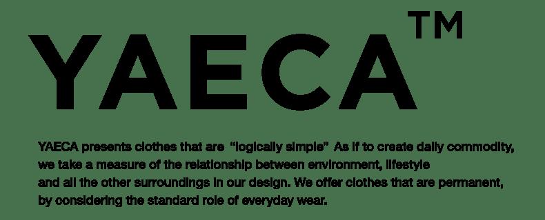 YAECA WRITE Linen A-Line Coat