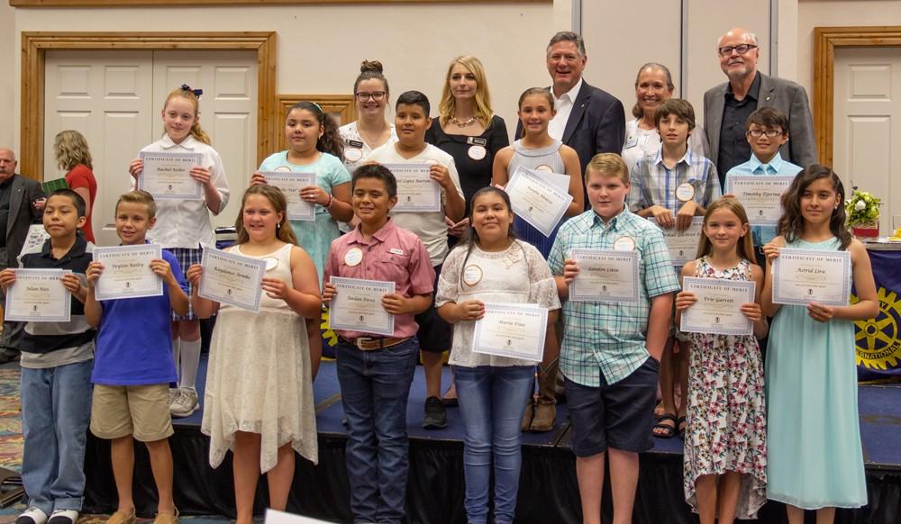 Schreiner University Awards Scholarships to Area Fifth Graders