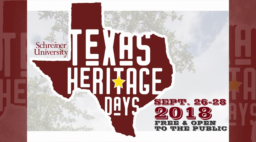 Schreiner University Presents Texas Heritage Days