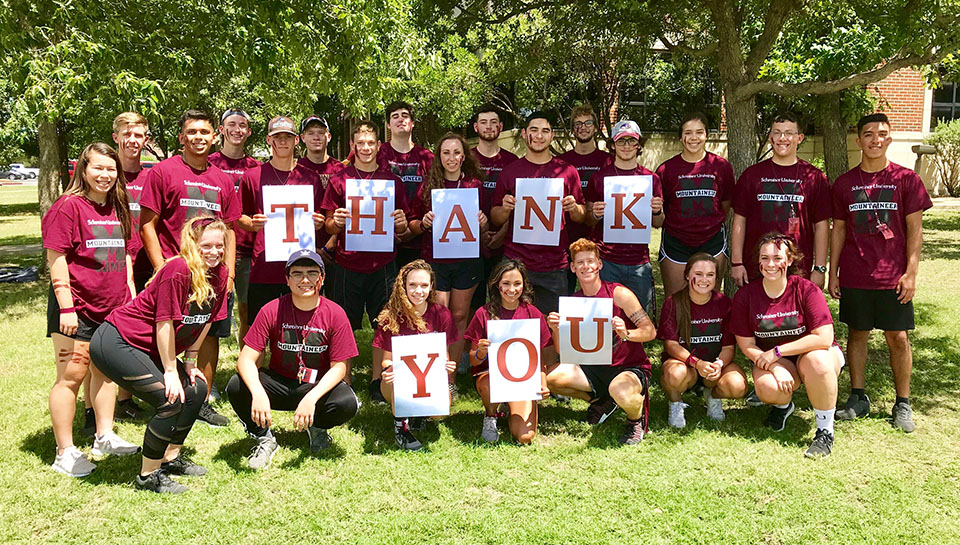 Thank you from the Hill Country College Fund