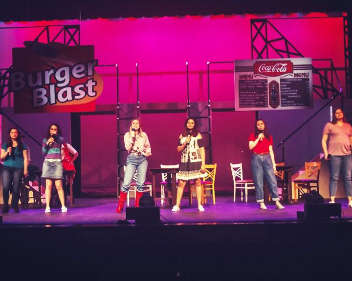 PALC - Stage Performance