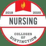 Schreiner University College of Distinction Nursing 2019-2020