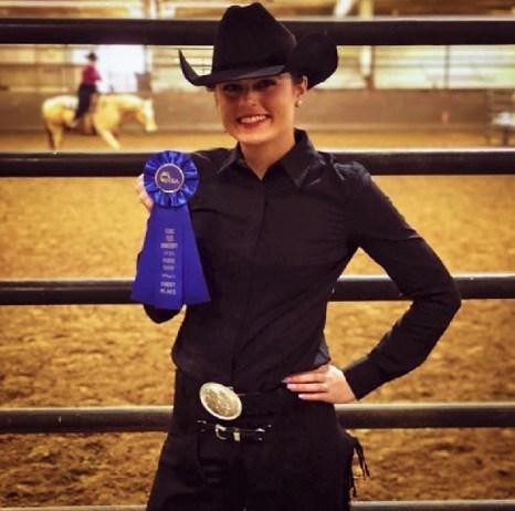 Ashley Lane Ribbon Winner