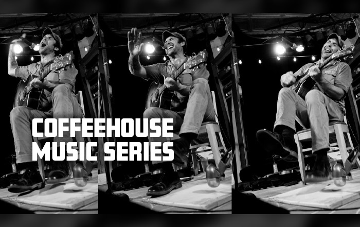 Coffeehouse Music Series with Konrad Wert