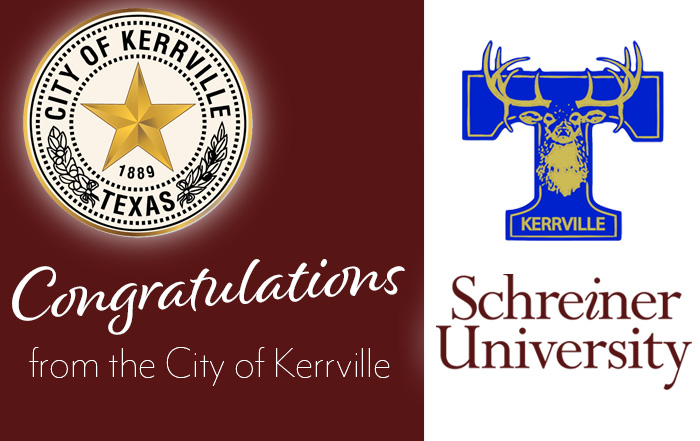 City of Kerrville honors all 2020 Tivy and Schreiner University graduates