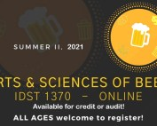 Arts and Sciences of Beer