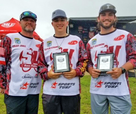 Bass Fishing Team Qualifies for Nationals