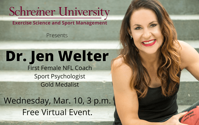 Dr. Jen Welter First Female NFL Coach, Sports Psychologist, Gold Medalist, and Women's Football Hall of Famer