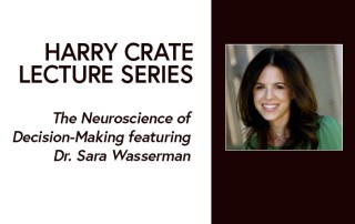 The Neuroscience of Decision-Making featuring Dr. Sara Wasserman
