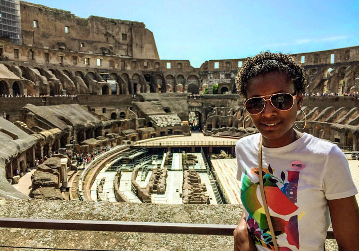 Jazmin Williamson-Rome