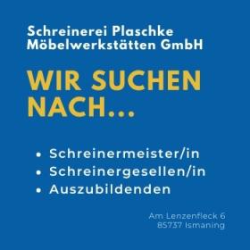Schreiner-Stellenangebote