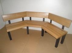 Segment Sitzbank VARIMO in Eiche (42)