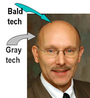 """No, this is not """"Gray"""" Tech"""