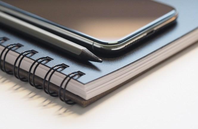Schrijftip 9 | het notitieboekje