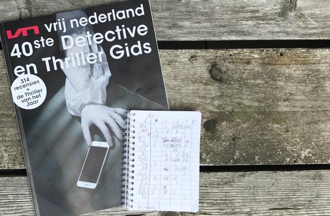 Vrij Nederland 40ste Detective en Thriller Gids