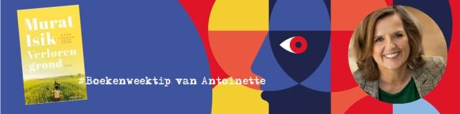 Boekenweektip Antoinette Kalkman