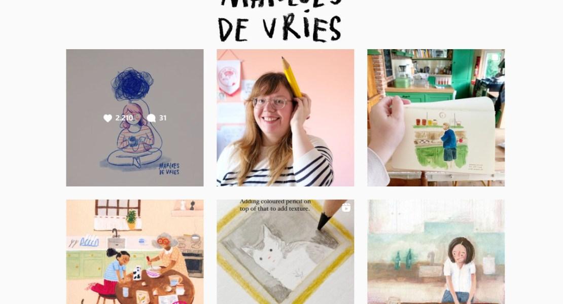 Marloes de Vries - volgtip