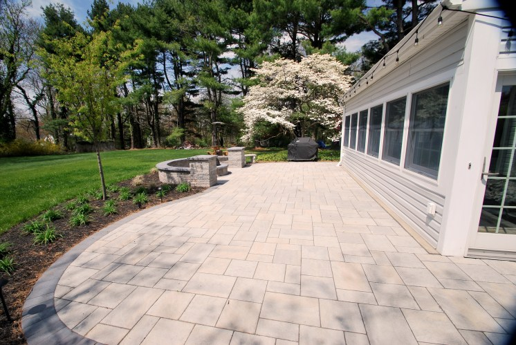 Paver Patio Doylestown PA