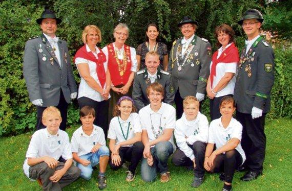 Hofstaat 2011