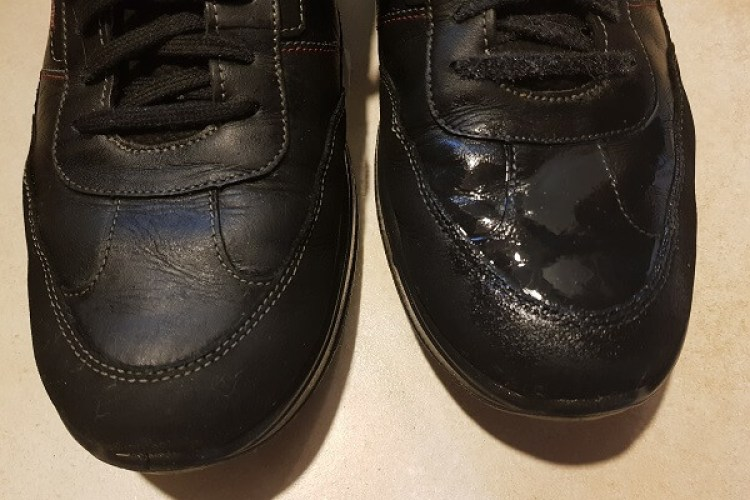 Imprägnierte Schuhe im Vergleich