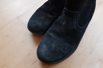 Schuhpflegeset Rauleder