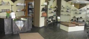 Das neue Bequem-Schuh-Center Innenansicht