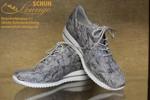 """Waldläufer Sneaker mit """"allover"""" Print"""