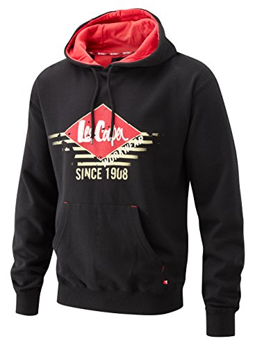 Lee Cooper s Men'Graphic Hooded Sweat-Shirt